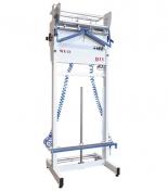 Urządzenie do pakowania odzieży WA-221p